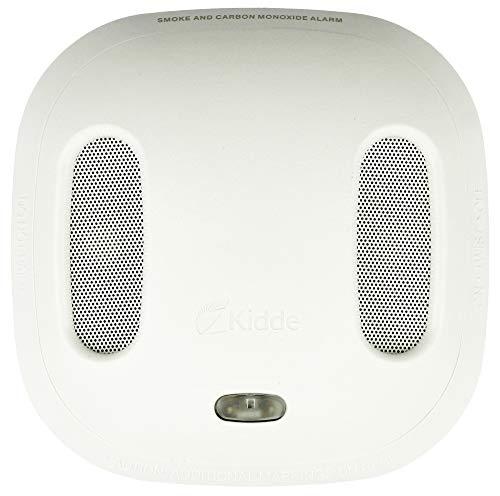 Kidde 21010625 Battery Operated Wireless Interconnected Combination Smoke & Carbon Monoxide Alarm