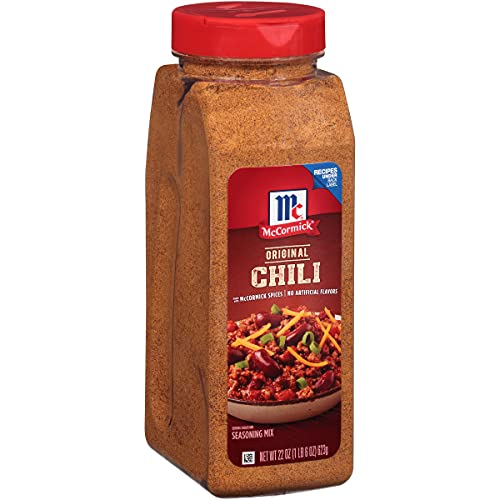 McCormick Original Chili Seasoning Mix, 22 Ounce (Pack of 1)