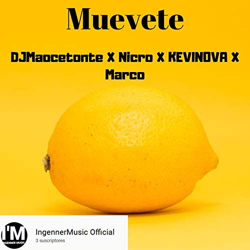 DJMaocetonte, Marco & Nicro feat. KEVINOVA