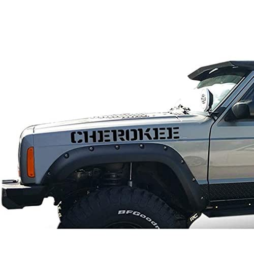 Cherokee Decals: Amazon com