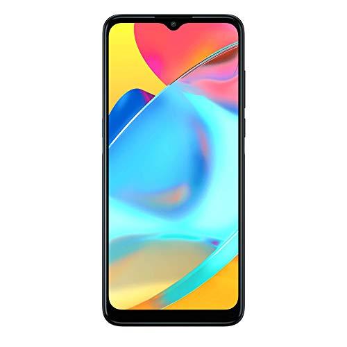 Alcatel 6056 3L 2021 - Smartphone 4G Dual Sim, Display 6.52  HD+, 64 GB, 4GB RAM, Tripla Camera, Android 11, Batteria 4000 mAh, Jewelry Black [Italia]