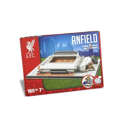 Liverpool Anfield 3D Puzzle