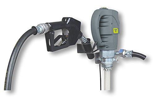 Horn - Tecalemit Dieselpumpe HORNET W 85 H 230V Kpl. Set W85 mit 4m Abgabeschlauch, Saugschlauch 1600mm, und Automatik Zapfpistole, Fasspumpe