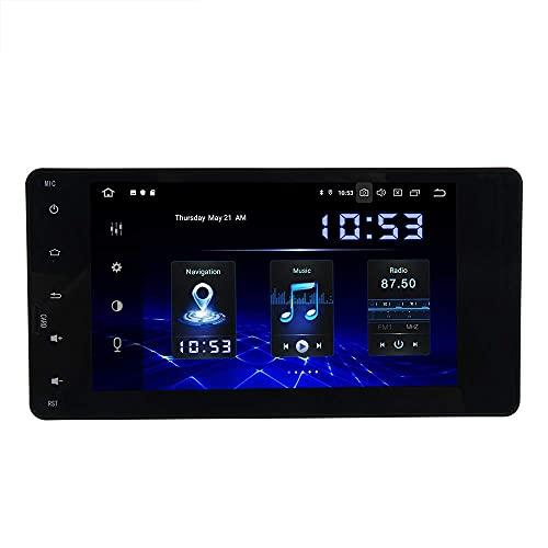 Lettore multimediale per auto Android 10.0 Autoradio bluetooth per Mitsubishi Universal Lancer ASX Outlander Pajero 2014-2017 Hexa Core 4 GB RAM 64G ROM 7 Schermo IPS