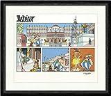 Kunstdruck Bei den Römern Gallier Uderzo Asterix Obelix