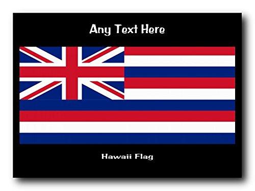 Hawaii Vlag Gepersonaliseerde Placemat