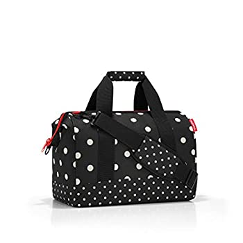 Reisenthel Allrounder M Mixed Dots Sac de Voyage 40 Centimeters 18 Noir (Mixed Dots)