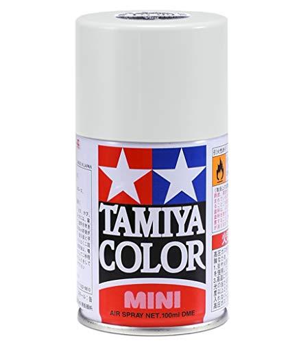 タミヤカラースプレー TS26 ピュアーホワイト 100ml 85026