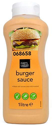 Chef's Larder Burger Sauce 1 Litre