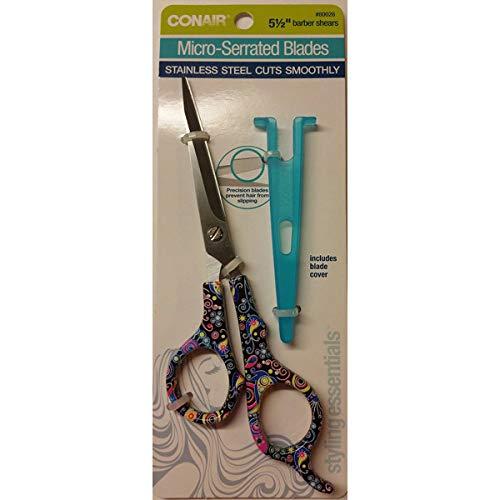 Conair Con 5-1/2 Shear with Cover, 0.8 Ounce