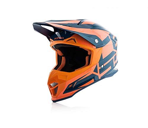 ACERBIS Acerbis Helm Profile 4 Medium orange/blu