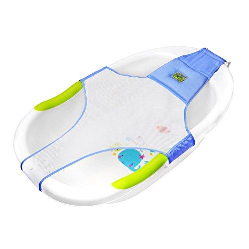 HBF Soporte Para El Baño Para Bebés Dibujo Animado Hamaca Asiento De Bañera Para Recién Nacido