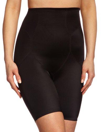 Playtex Faja pantalón Reductora de Cintura Braguita, Mujer, Negro (Negro 001), 42 (Tamaño del Fabricante:L)