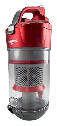 Dirt Devil 5036001 Staubbehälter, rot