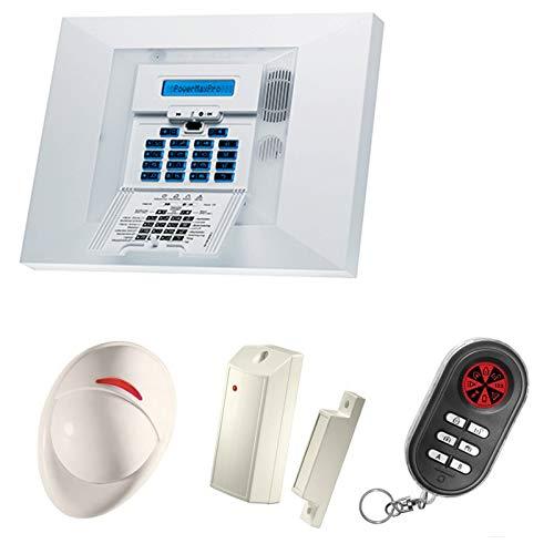 Visonic - Alarme Maison agrée assurances NF&a2p PowerMax Pro Kit 1