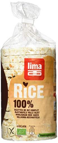 LIMA Reiswaffeln, 6er Pack (6 x 100 g)