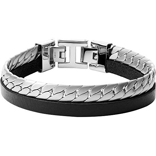 Fossil mens stainless steel Not applicable Applicable Bracelets - JF03634040