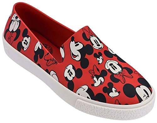 Mickey Mouse Slip on Shoes