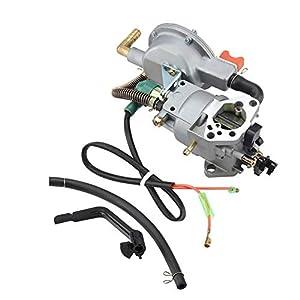 Briggs y Stratton/Gas natural generador conversion- Motor ...