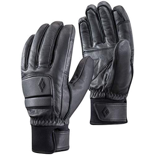 Black Diamond Women's Spark Gloves Gants pour Femmes Mixte Adulte, Noir (Smoke), L