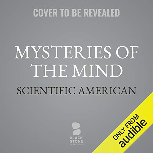 Mysteries of the Mind audiobook cover art