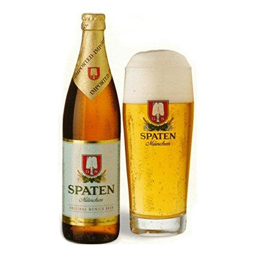 Spaten Münchner Hell 0,5l - Bier aus Oberbayern