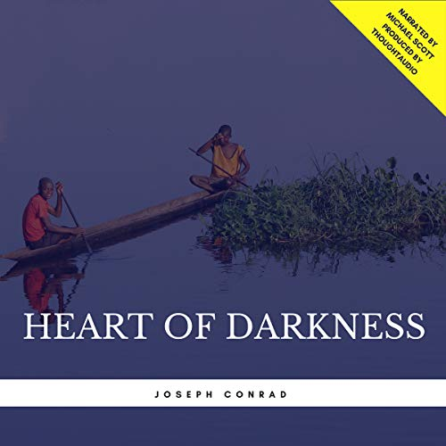 Couverture de Heart of Darkness