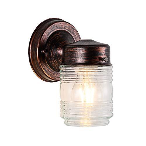BETLING Apliques de Pared Exterior E27 Lámpara de Pared Imp