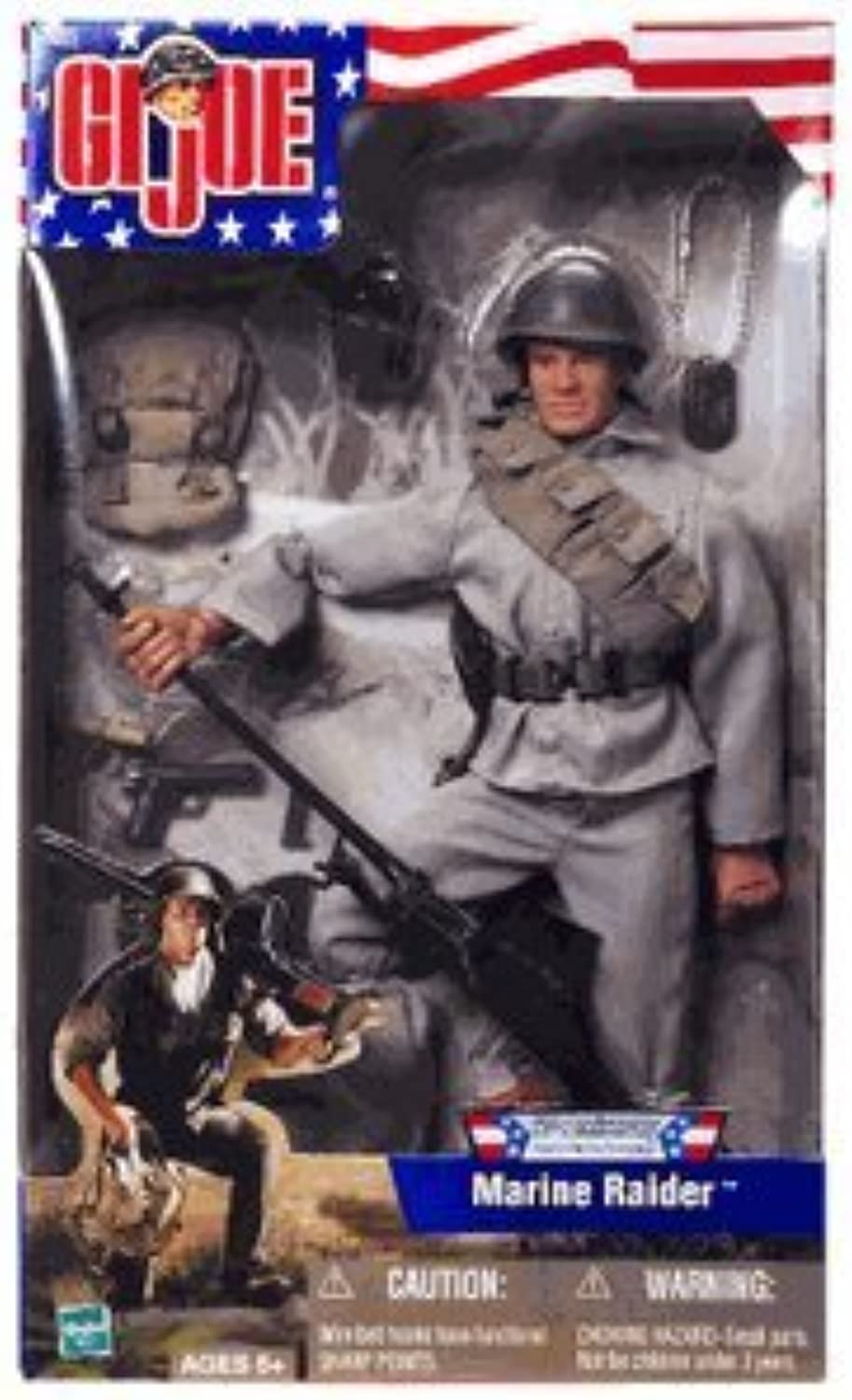 GI Joe Marine Raider 12Action Figure by G. I. Joe