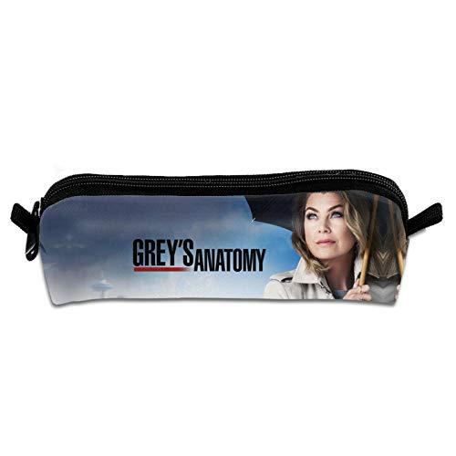 All Seasons Yang,Burke Stevens,Meredith Gr-eys Ana-Tomy You are The Sun TV Show Items - Estuche para lápices de detectives, bolsa de almacenamiento de viaje grande para escuela 3D