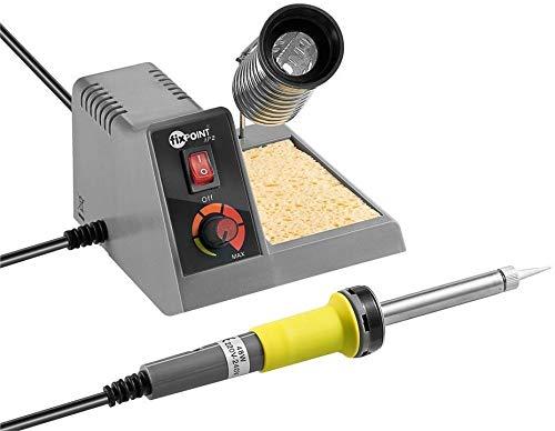 Preisvergleich Produktbild Goobay UK-Analoge Lötstation AP2; UK-Analoge Lötstation AP2,  Grau - für Alle anfallenden Lötarbeiten zu Hause,  50 Hz