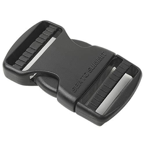 Sea to Summit Field Repair Buckle-25mm Side Release Accessoires, Adultes Unisexe, Noir (Black), Taille Unique