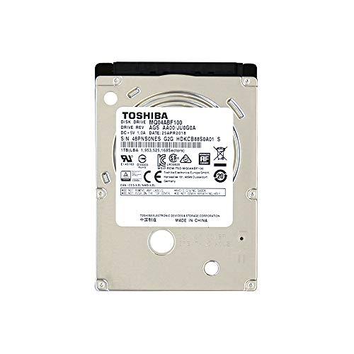 東芝内蔵HDD2.5インチ1TB薄型モデルMQ04ABF100-2YW2年保証【国内正規代理店品】SATA3Gbps対応