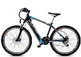Bicicletas Eléctricas, Bicicleta de montaña eléctrica for adultos, batería de litio de 48V 10Ah, bicicletas eléctricas de 400W adolescentes, 27 velocidades de bicicleta eléctrica fuera de carretera, r