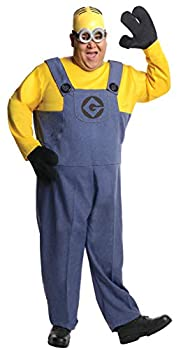 Rubie s Plus-Size Despicable Me 2 Dave Minion Multicolor Plus Costume