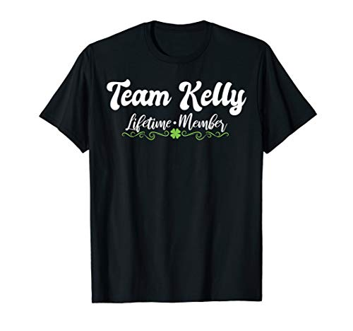 Team Kelly I Wiedervereinigung Geschenk Für Familien T-Shirt