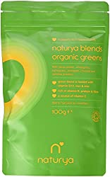 Clean and lean organic greens Contains wheatgrass, barleygrass, spirulina, chlorella and hemp protein powder Rich in vitamin B12 and protein and a source of iron Combat fatigue and nourish the mind Delicious addition to smoothies and juices
