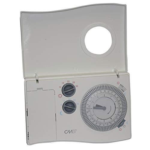 Lib_honeywellbuild. - Thermostat ambiance programmable - HONEYWELL cm 37 t6637b1009 à piles - HONEYWELL BUILD. : T6637B1009
