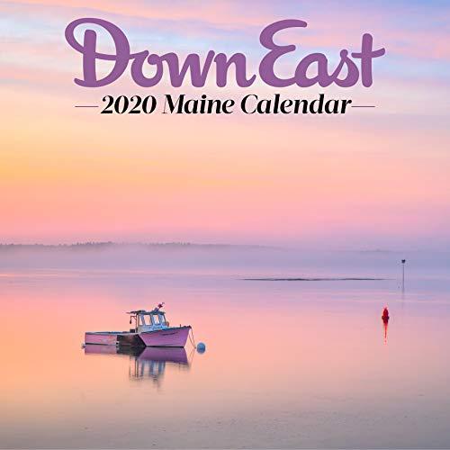 2020 Down East Wall Calendar
