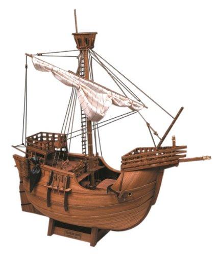 1/30 木製帆船模型 カタロニア船