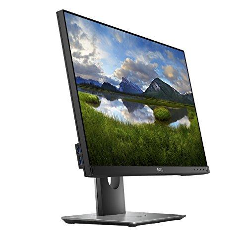 DELL P2418D 60,5 cm (23,8 Zoll) Monitor (HDMI, DisplayPort, LED, 8ms Reaktionszeit) schwarz