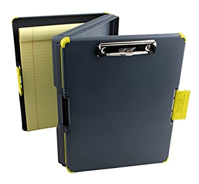 Dexas Duo Clipcase Dual Sided Storage Case and Organizer