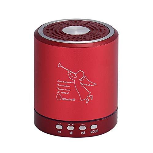 OPAKY Tragbarer drahtloser Bluetooth-Lautsprecher Stereo-Super-Bass-Lautsprecher für iPhone, Samsung usw.