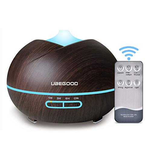 Ultrasonic Oil Diffuser with Remote