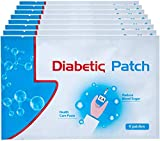 60 Pcs/10Bag Diabetes Plasters Natural Herbs Diabetic Plaster High Blood Sugar Diabetes Patch