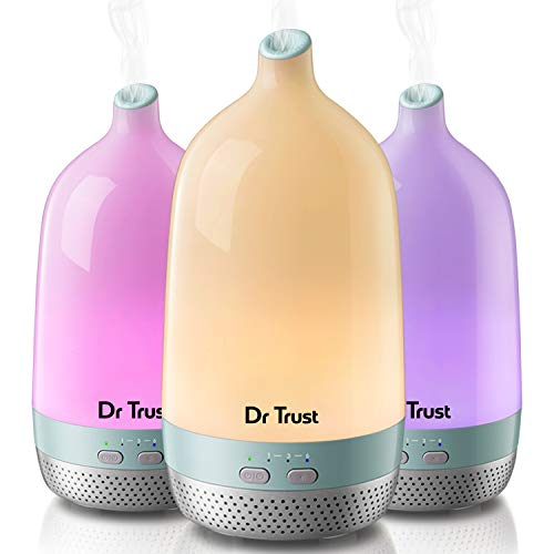 Dr. Trust Home Spa Luxury Home Office Cool Mist Aroma Oil Diffuser and Humidifier - 200 ml