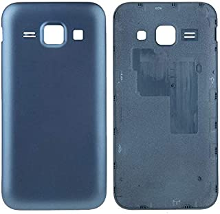 Battery cover Jrc Battery Back Cover for Galaxy J1 / J100(Blue) Mobile phone accessories (Color : Blue)