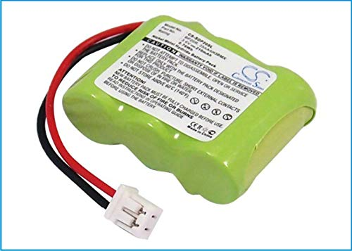 210mAh Battery Replacement Compatible for Dogtra Receiver 282NCP, Receiver 300M, Receiver 302M Photo #5