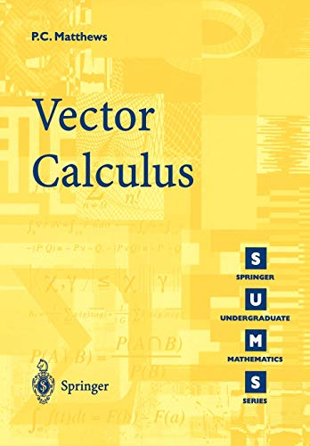 Compare Textbook Prices for Vector Calculus Corrected Edition ISBN 8601200929386 by Matthews, Paul C.