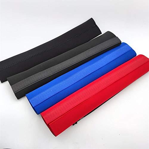Graciella Neue vordere Gabel-Schutz-Stoßdämpfer-Schutz-Verpackungs-Abdeckungs-Haut-Fit for Motorrad Motocross Pit Dirt Bike K/TM YZF250 CRF250 CRF450 (Color : Red)